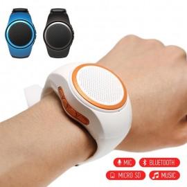Ρολόι Με Ηχείο Και Σύνδεση Bluetooth, Mp3Player Και Υποδοχή MicroSD