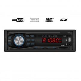 MP3 player αυτοκινήτου με είσοδο USB/SD/AUX, ραδιόφωνο και χειριστήριο - Hi-Tech GT 1280 OEM