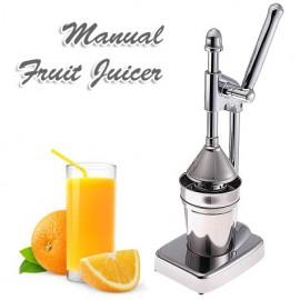 Χειροκίνητος Ανοξείδωτος Αποχυμωτής Φρούτων – Manu..