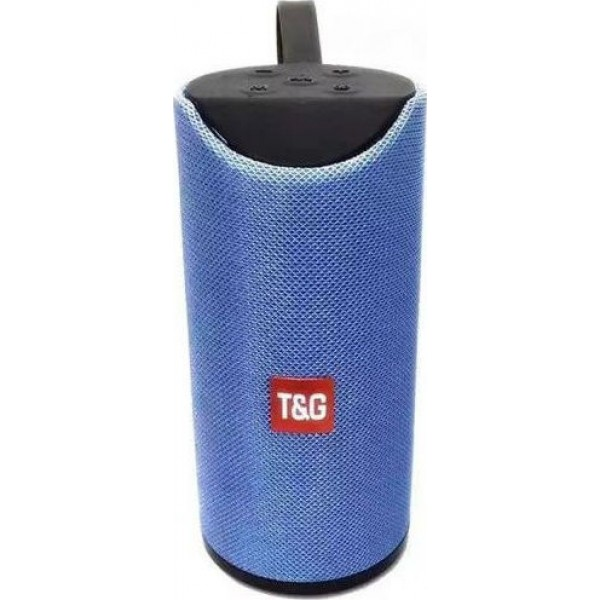 Φορητό Ηχείο T&G TG113 Bluetooth Speaker Blue