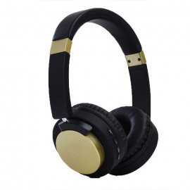 WIRELESS HEADPHONES SY-BT1603 GOLD