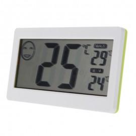 Θερμόμετρο-υγρασιόμετρο χώρου ψηφιακό DC206