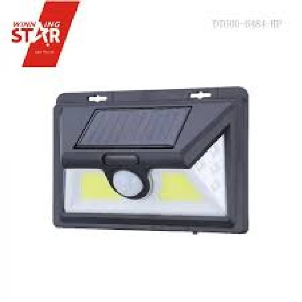 SH-1828B Solar Induction Lamp with colored box 158*105*52mm
