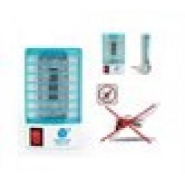 Mini Ηλεκτρικό εντομοκτόνο LED 1W & φωτιστικό νυχτός - oem 18526