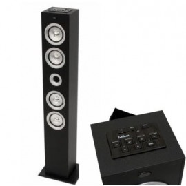 Ηχοσύστημα 4 Ηχείων USB/SD MP3 Deluxa Multimedia Speaker Player