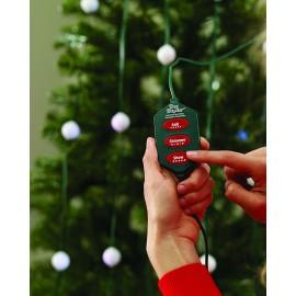 Δέντρο Dazzler Όπως φαίνεται στην τηλεόραση / δεξαμενή καρχαρία Χριστούγεννα LED φώτα πλαστικό