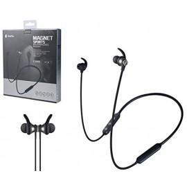Ακουστικά μαγνητικά Bluetooth Sport + Micro Stars C2800 Γκρι One +