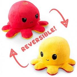Reversible octapus plush λούτρινο χταπόδι που αλλά..